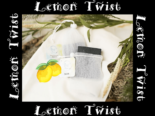 Lemon Twist Suds Brush Soap, Paint Pixie