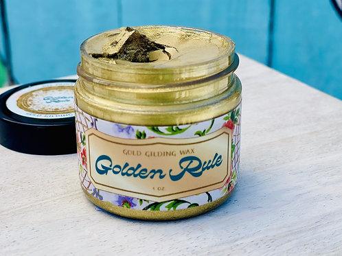 Golden Rule Gilding Wax, DIY Paint Co.