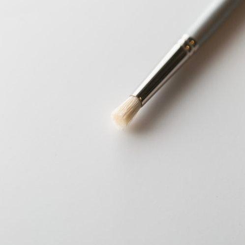JRV 3/8″ #12 Stencil Brush, Paint Pixie