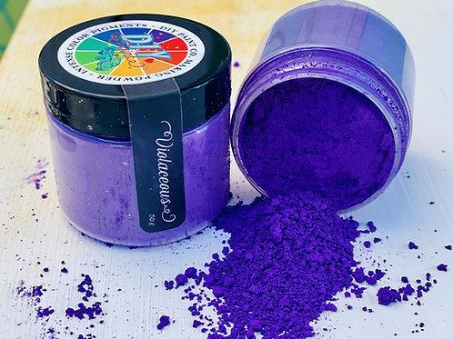 Violaceous Making Powder, Pigment Powder, DIY Paint Co.