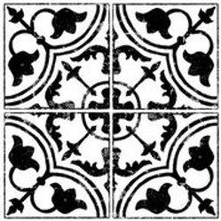 """Cubano Field Tile, 12"""" x 12"""""""