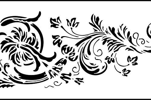 Floral Whimsy, JRV Stencil
