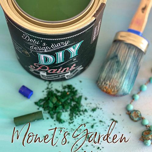 Monet's Garden DIY Paint