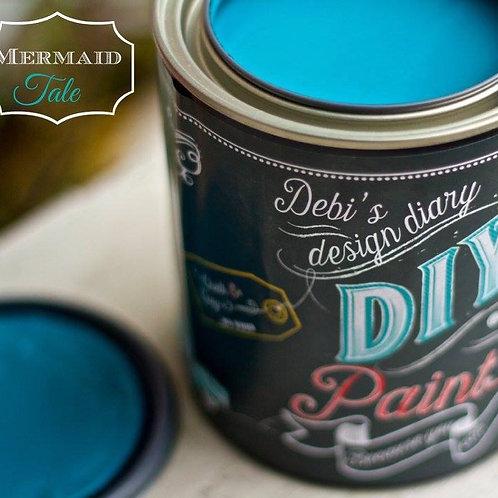 Mermaid Tale DIY Paint