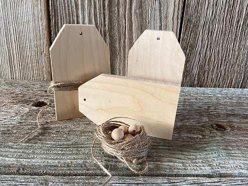 Standing Tag Kit: Tiered Tray Decor Tag