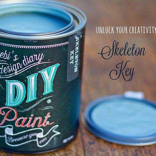 Skeleton Key DIY Paint