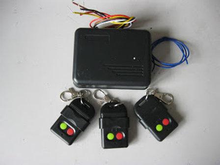 Remote Control Set (1 nos. Receiver + 3 nos. Remote Control) (accessorie)