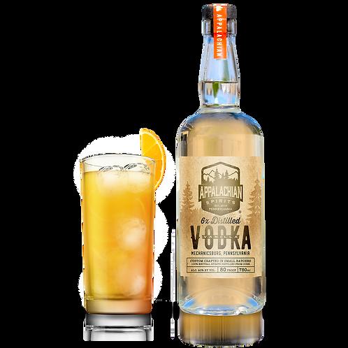 Appalachian Vanilla Vodka