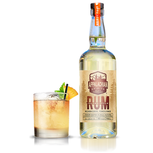 Appalachian Island Rum