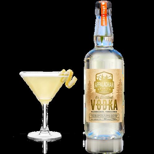 Appalachian Lemon Vodka