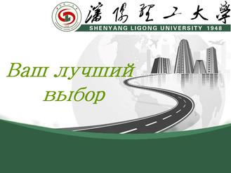 Летняя языковая стажировка в Шеньяне (КНР)