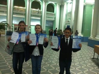 Поздравляем победителей IХ Московского литературного Фестиваля «Книга собирает друзей»!