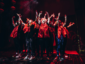 Фотографии с заключительного концерта, посвященного встрече Китайского Нового Года
