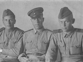 Пастернак Г.Н. О войне с Японией (воспоминания рядового солдата)