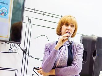Авторский мастер-класс А.А. Сизовой на ХХХ Московской международной книжной выставке-ярмарке