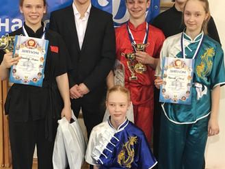 Победители и призеры открытых соревнований по кикбоксингу