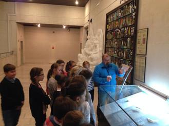 5Е в Государственном Дарвиновском музее