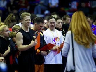 АКБИ на международном турнире по УШУ в Санкт-Петербурге