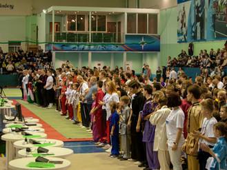 АКБИ и 3vClub на Eleonora Open Wushu Cup 2018