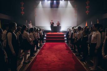 Фотографии с посвящения в Китаисты 2019