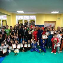 АКБИ на соревнованиях по Кикбоксингу