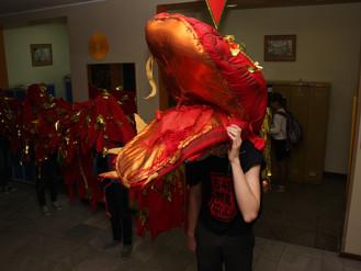 Открытие Фестиваля китайской культуры
