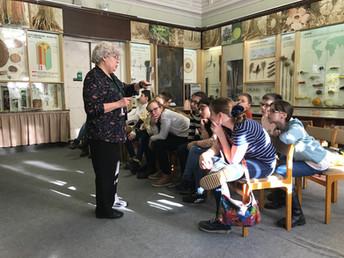 6Д в Тимирязевском музе!