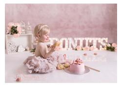 Cake Smash Photography Birmingham