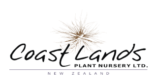 Coastlands Plant Nursery logo white back