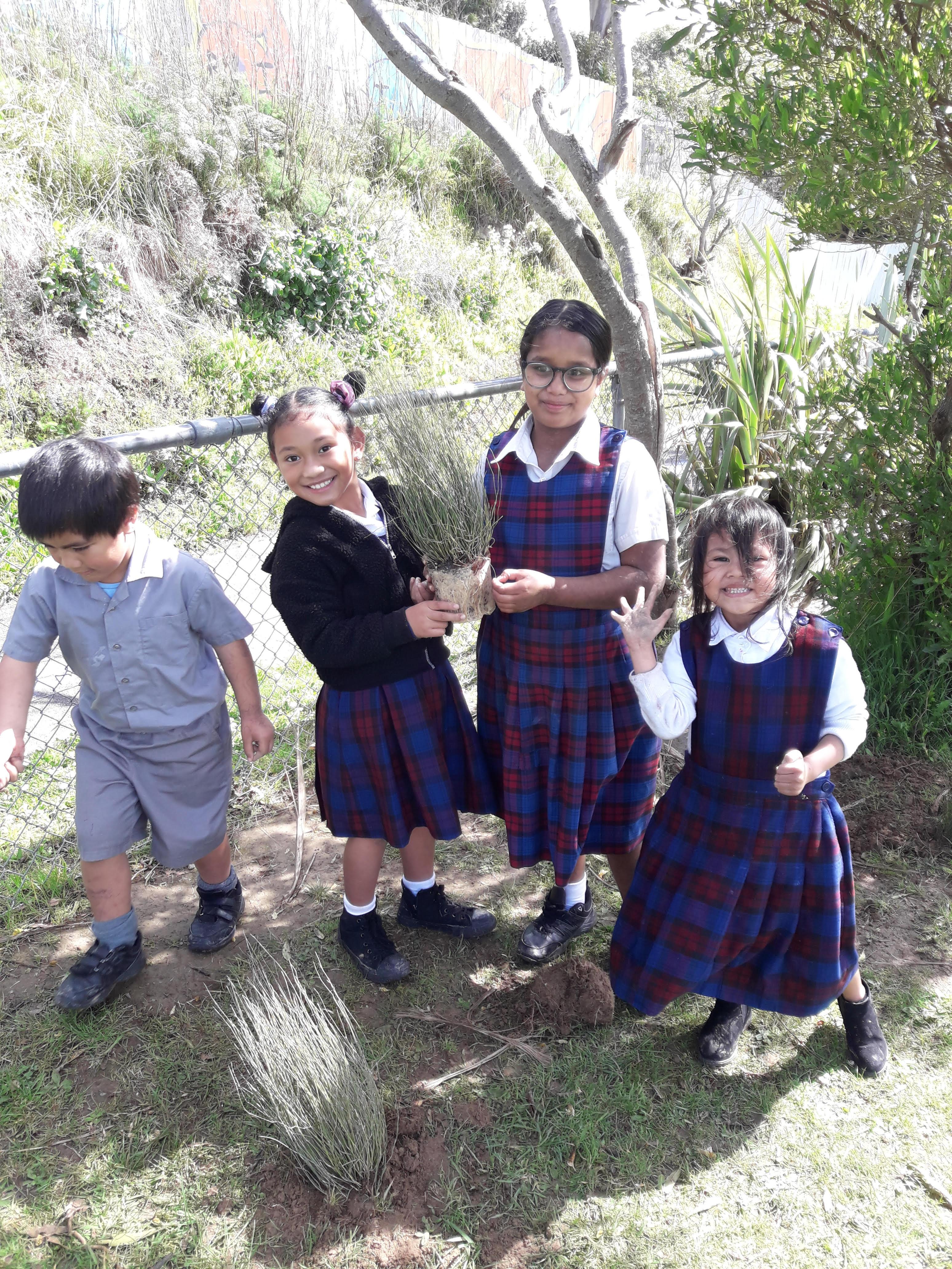 Holy Family School - Porirua 2 (2020)