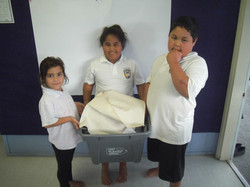 Te Whanau A Apanui - Opotiki - classroom bins