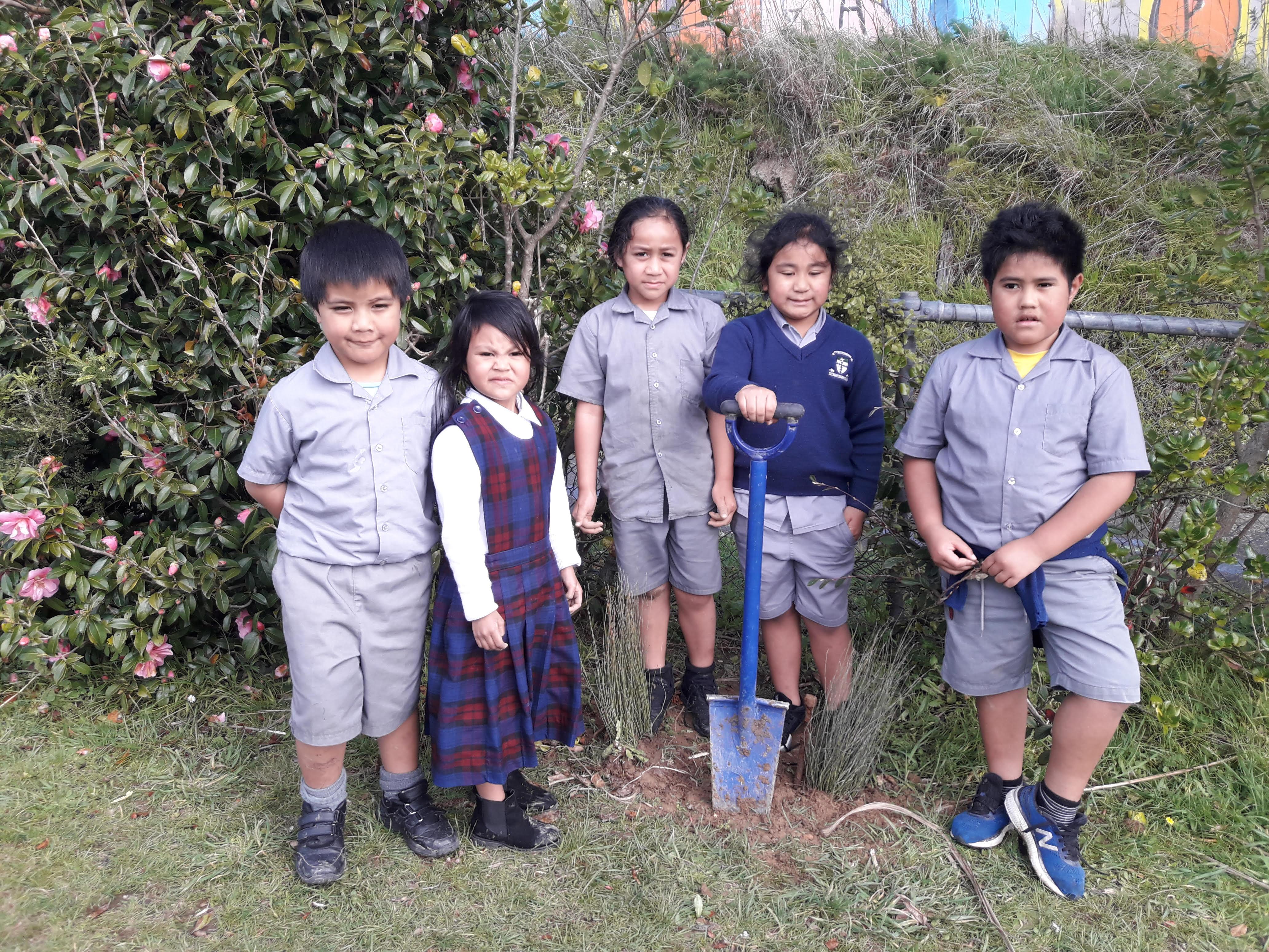 Holy Family School - Porirua 1 (2020)