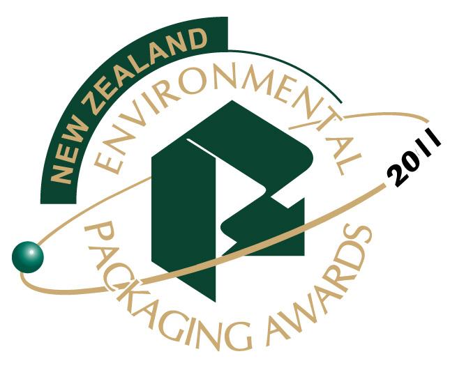 NZ Packaging Award logo