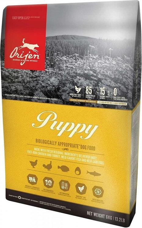ORIJEN Puppy/chiot 5 VIANDES! 2 et 11,4 Kg