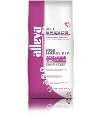 ALLEVA LIFE HIGH ENERGY H/P 15kg