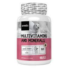 Compléments Multivitamines et Minéraux pour Chiens