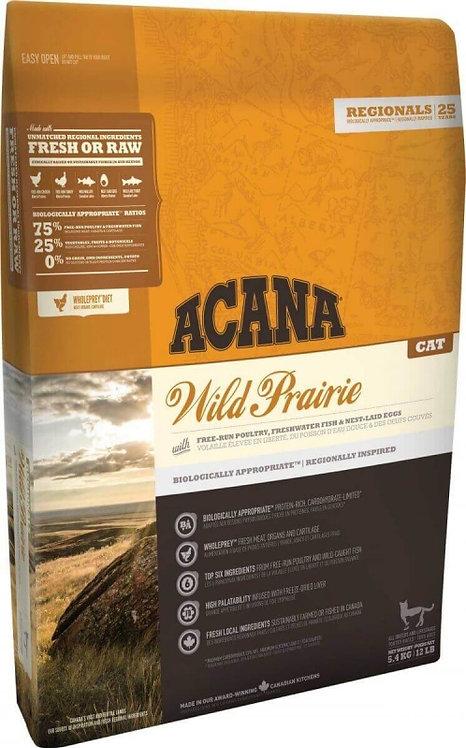 ACANA Wild Prairie viandes et poissons pour chat toutes races tous ages