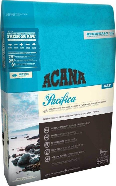 ACANA Pacifica 5 poissons pour Chat toutes races tous ages