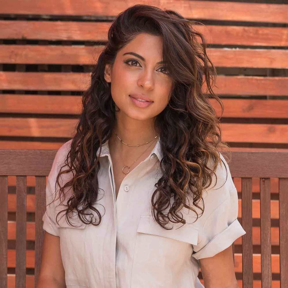 Aliya Jasmine, TV Host/Producer, Environmental Journalist, and Co-founder of Lili Media Lab & Design