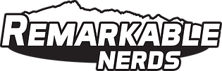 Remarkable Nerds Nz Logo
