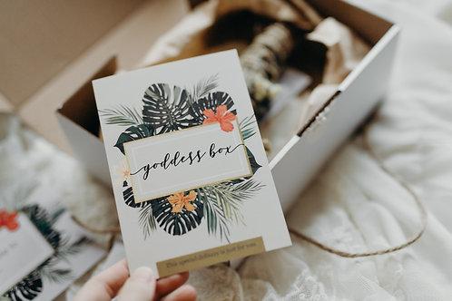 Calm Bride Goddess Box