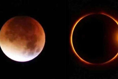 Moon Eclipse Goddess Circle - Wed, 26 May 6-7pm