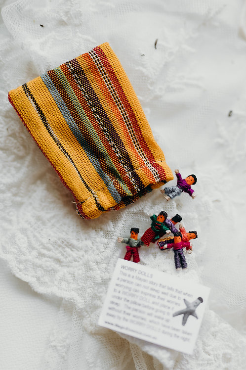 Fair Trade Worry Dolls