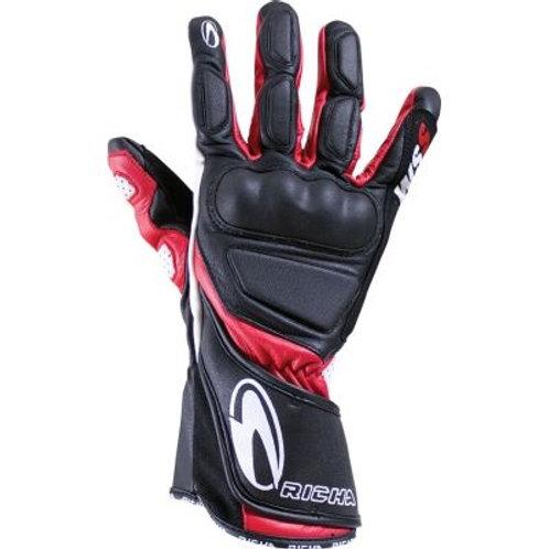 Richa WSS Black/Red gloves