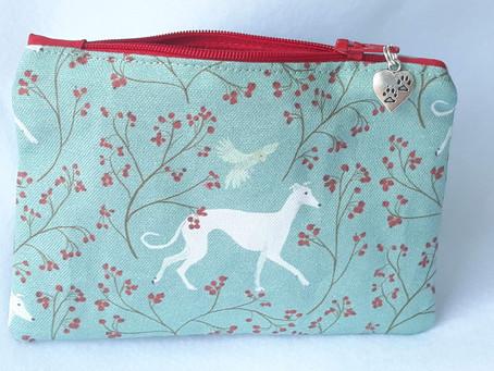 Mum has been busy making cute purses.