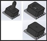 Low Cost, Ported Pressure Sensor, Top Port Sensor