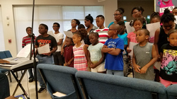 Youth Singing _VBS