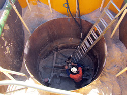 Pilot Microtunnelling 225mm Gravity