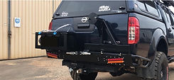 BC Products & 4x4 Accessories Rock Rear