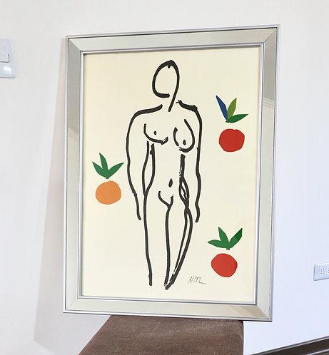 CUADRO Print Matisse